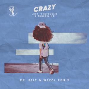 Crazy (Mr. Belt & Wezol Remix) - Single
