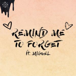 Remind Me to Forget - Single