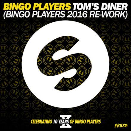 Tom's Diner (Bingo Players 2016 Re-Work) - Single