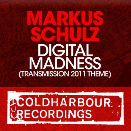 Digital Madness (Transmission 2011 Theme) - Single