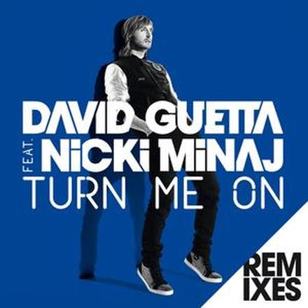 Turn Me On (feat.Nicki Minaj) [Remixes]