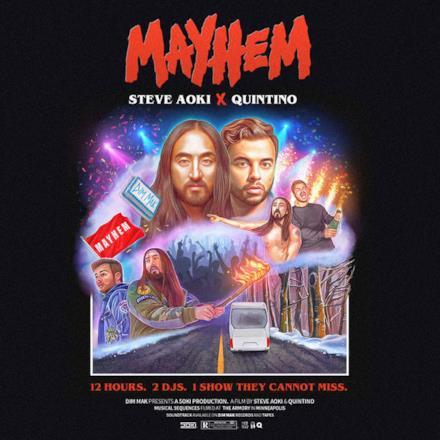 Mayhem - Single