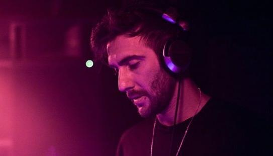 Hot Since 82 aka Daley Padley in consolle