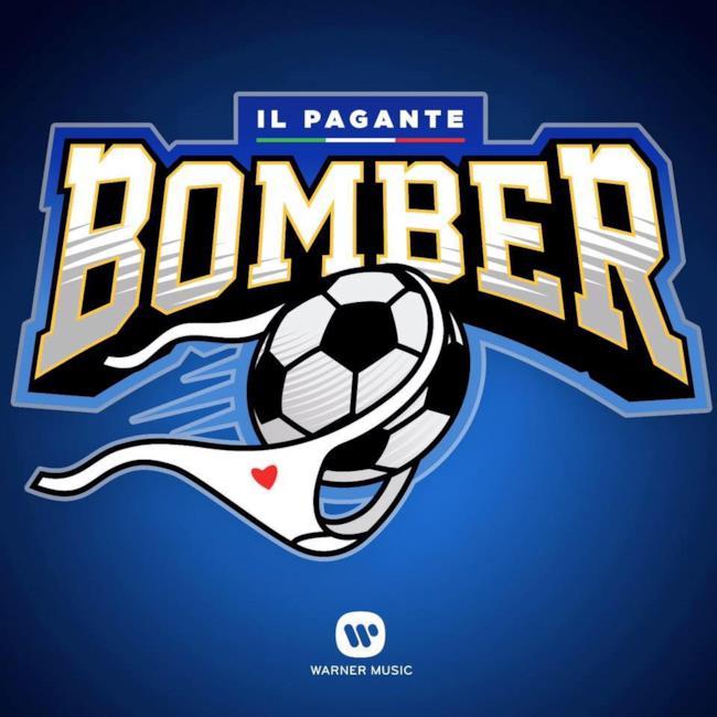 Copertina nuovo singolo Bomber Il Pagante