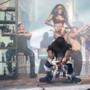 Nicki Minaj, Drake e Lil Wayne sul set di Only