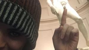 Katy Perry posta foto di Firenze e snobba Milano