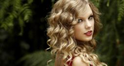 La popstar Taylor Swift