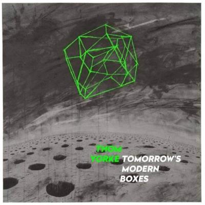 La copertina di Tomorrow's Modern Boxes di Thom Yorke