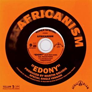 Edony [feat. Hossam Ramz] - EP