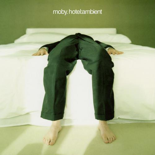 La copertina dell'album di Moby Hotel: Ambient