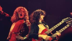 Robert Plant e Jimmy Page dei Led Zeppelin
