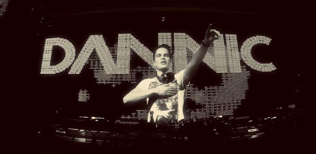 Il DJ olandese Dannic sarà l'ospite più attesa della serata del 31 gennaio al Dorian Gray