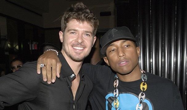 Robin Thicke e Pharrell