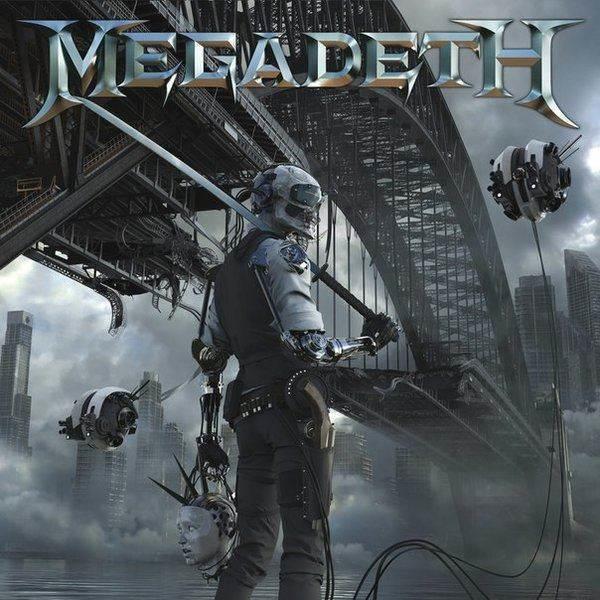 Dystopia: il nuovo album dei Megadeth