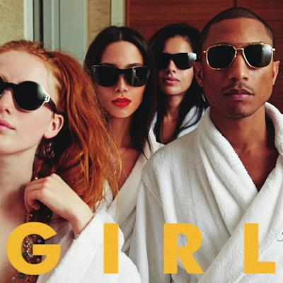 Copertina dell'album G I R L di Pharrell Williams