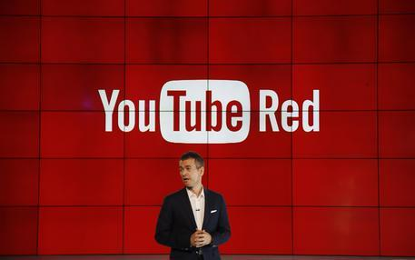 La presentazione di YouTube Red