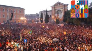 Concerto Primo Maggio 2011: Dalla-De Gregori e satira bipartisan