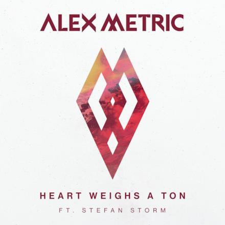 Heart Weighs a Ton (feat. Stefan Storm) - Single