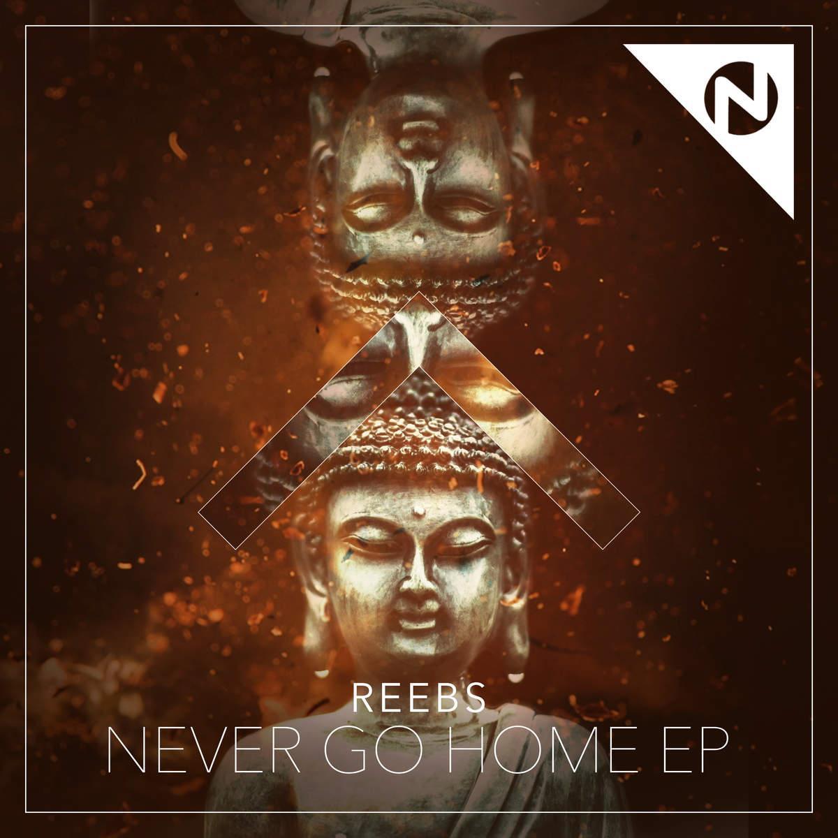Never Go Home - EP  Cover Album