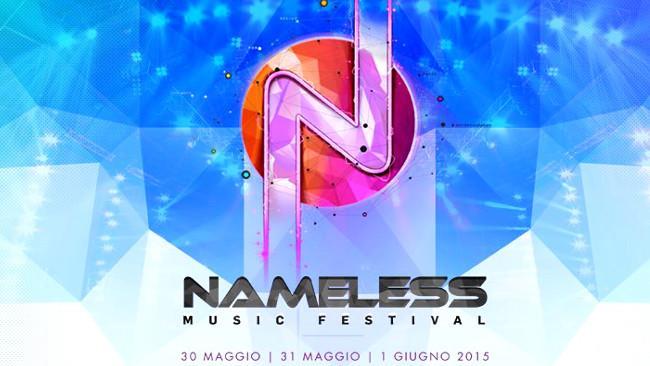 Nameless Music festival a Barzio (Lecco)