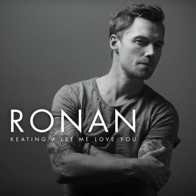 Ronan Keating cover