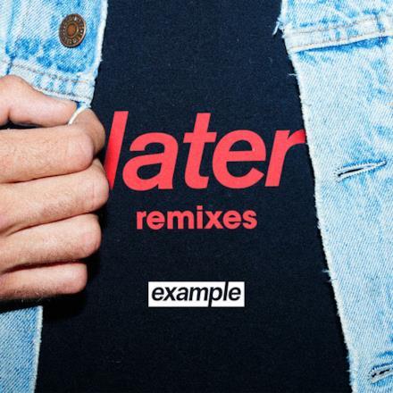 Later (Remixes) - EP