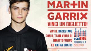 EDM Italy regala l'opportunità di vincere il biglietto per l'evento di Martin Garrix a Milano
