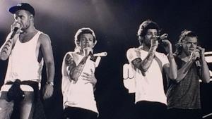 La tappa di Arlington del tour americano  Where We Are Tour dei One Direction
