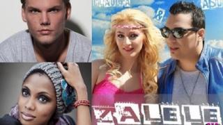 Classifica canzoni 10 agosto 2013: l'estate di Avicii, Imany e Zalele