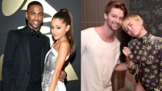 Ariana Grande e Big Sean, Miley Cyrus e Patrick, le coppie scoppiano!