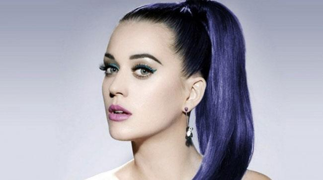 Primo piano di Katy Perry
