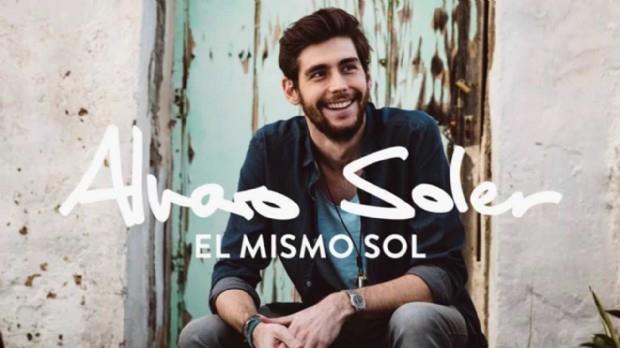 Alvaro Soler El Mismo Sol copertina