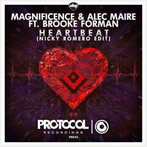 Heartbeat (feat. Brooke Forman) [Nicky Romero Edit] - Single
