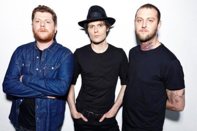La rock band scozzese The Fratellis