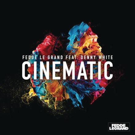 Cinematic (feat. Denny White) [Radio Edit] - Single