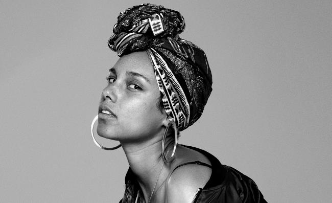 Alicia Keys In Common 2016