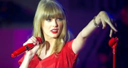Taylor Swift annuncia le date del tour mondiale 2015