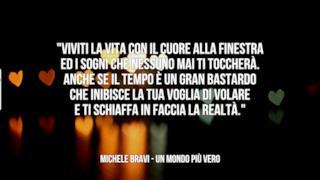 Michele Bravi: le migliori frasi dei testi delle canzoni
