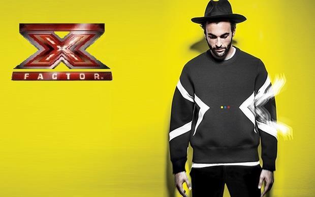Marco Mengoni a X Factor 2014