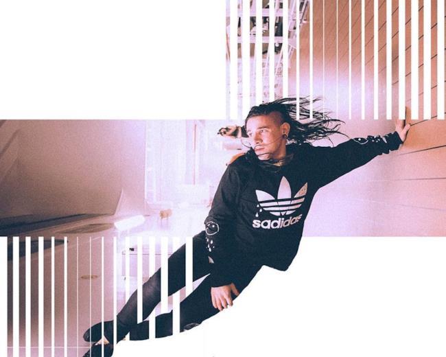 Il DJ losangelino Skrillex,