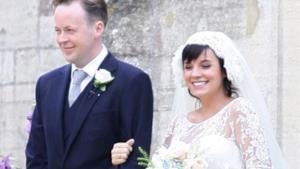 Lily Allen sposa