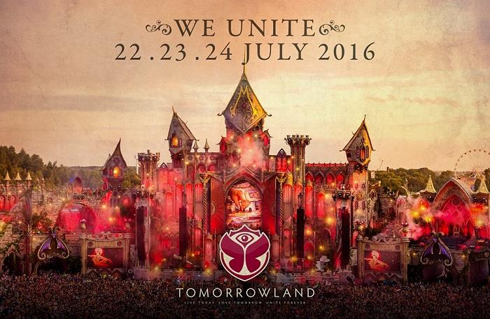 Tomorrowland 2016 tickets