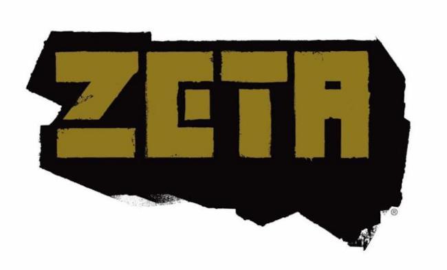 Il logo di Zeta, il film di Cosimo Alemà sul rap italiano