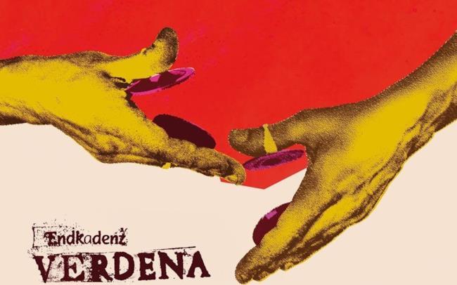 Copertina di Endkadenz, il nuovo album dei Verdena