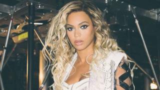 Beyoncé dietro le quinte di un suo show