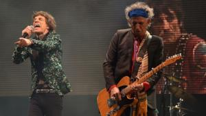 Rolling Stones live a Glastonbury 2013