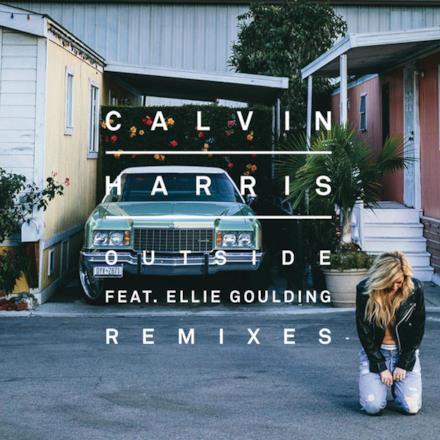 Outside (feat. Ellie Goulding) [Remixes] - Single