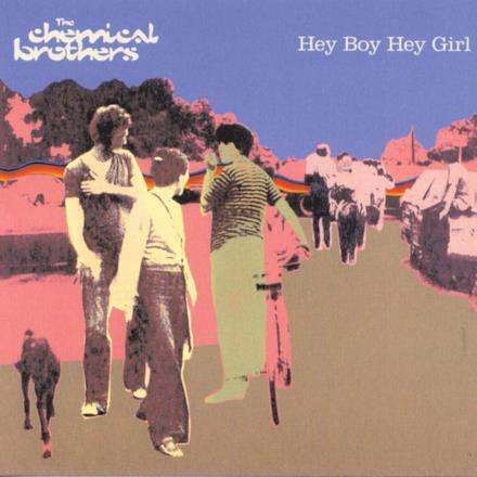 Hey Boy Hey Girl - EP