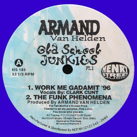 Armand Van Helden presents Old School Junkies 2 - Single