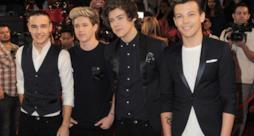 Il quartetto pop britannico, One Direction